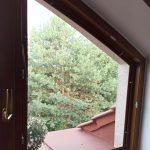 Moskitiera okienna trapez